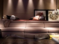 Projekty,  Pokój multimedialny zaprojektowane przez dsgnduo