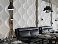 Salas de jantar modernas por Artur Akopov