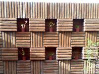casa 1050: Jardines de estilo moderno por Hussein Garzon arquitectura