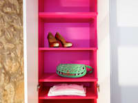 eclectic Dressing room by Bloomint design