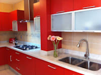 Dapur by ARKIZA ARQUITECTOS by Arq. Jacqueline Zago Hurtado