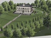 Debden Hall III: country Houses by Clear Architects