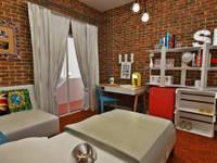 industrial Bedroom by Atelier Par Deux
