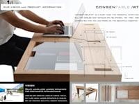VISION & PRODUCT INFORMATION: CONSENTABLEが手掛けたです。