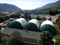 INSERIMENTO AMBIENTALE– LUGANO - Svizzera: Spazi commerciali in stile  di KRISZTINA HAROSI - ARCHITECTURAL RENDERING