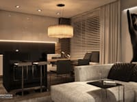 HOTELOWO: styl , w kategorii Kuchnia zaprojektowany przez Ludwinowska Studio Architektury