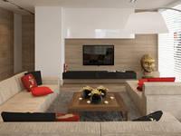 Z NUTĄ ORIENTU: styl , w kategorii  zaprojektowany przez Ludwinowska Studio Architektury