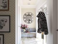DR BEAUTY: styl , w kategorii Korytarz, przedpokój i schody zaprojektowany przez Ludwinowska Studio Architektury