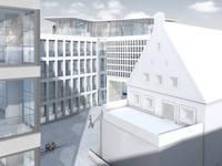 donaukurier: modern Houses by brandt+simon architekten