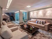 Sala: Salas de estar minimalistas por Das Haus Interiores - by Sueli Leite & Eliana Freitas