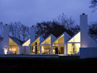 Jane D Burnside Architects의  주택