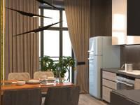 Кухня/столовая: Кухни в . Автор – DS Fresco