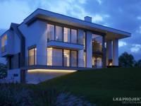 Casas de estilo moderno por LK&Projekt GmbH
