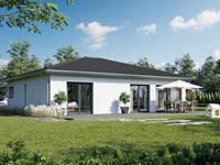 Bungalow Modern:   von bauen.wiewir GmbH & Co KG