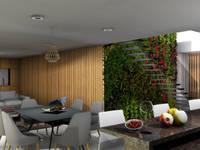 ห้องทานข้าว by COLECTIVO CREATIVO