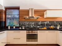 Retro cucina con stampa personalizzata:  in stile  di lizea sas