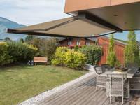 Terrassenmarkise markilux 970 in Saalfelden, Österreich:  Einfamilienhaus von markilux