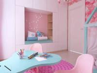 Pokój księżniczki: styl , w kategorii Pokój dla dziwczynki zaprojektowany przez ZIN Studio