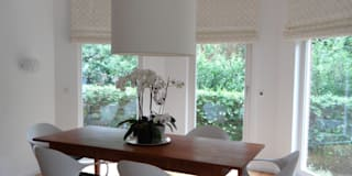 Salas de jantar escandinavas por Christine White Design