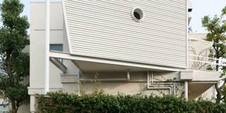 ファサード: Kikumi Kusumoto/Ks ARCHITECTSが手掛けた家です。