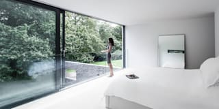 Dormitorios de estilo moderno de AR Design Studio