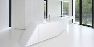 coQuina: moderne Küche von Architekten Spiekermann