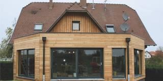 Création d'une extension de maison: Maisons de style de style Moderne par A3Design