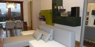 appartamento Perugia: Case in stile in stile Moderno di casa look