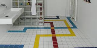 Kinderbad Metro: ausgefallene Badezimmer von Berlin Interior Design