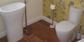 Projekty,  Łazienka zaprojektowane przez DeVal Bathrooms