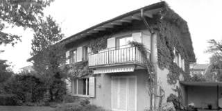 Wohnhaus in Witikon:   von hausbuben architekten gmbh