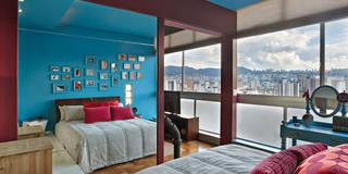 Apartamento Santo Agostinho:   por Gislene Lopes Arquitetura e Design de Interiores