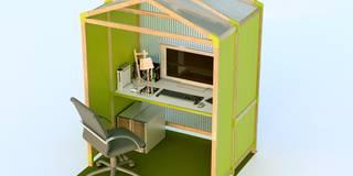 Mobiliario de oficina - Imagen 3D:  de estilo  de Icaras 3D