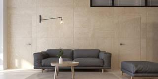 Livings de estilo minimalista por INT2architecture