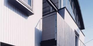 雨宿りの家: 山田高志建築設計事務所が手掛けた家です。