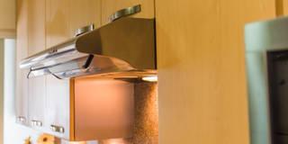 Cocinas de estilo moderno por Mikkael Kreis Architects