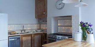 Rising Tide - Translucent kitchen splashback:   by Flux Surface