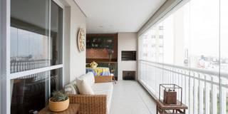Projekty,  Taras zaprojektowane przez Pereira Reade Interiores