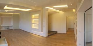 Projekty,  Salon zaprojektowane przez Arch. Lamberto Grutter