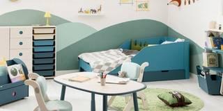 Projekty,  Sypialnia zaprojektowane przez jumine