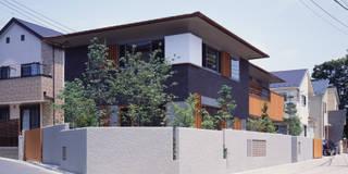 บ้านและที่อยู่อาศัย by 矩須雅建築研究所