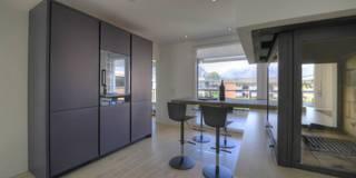 Cocinas de estilo minimalista por Archidé SA interior design