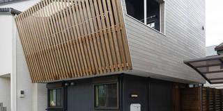 そらまどのいえ 外観: 【快適健康環境+Design】森建築設計が手掛けた家です。