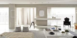 Projekty,  Salon zaprojektowane przez Lovisaro Arquitetura e Design