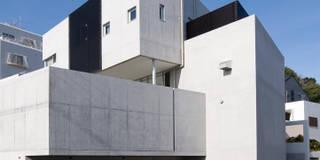 Casas de estilo moderno por 有限会社クリエデザイン/CRÉER DESIGN Ltd.