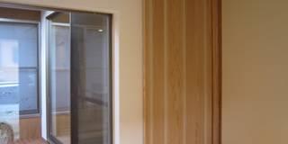 M-House: 有限会社クリエデザイン/CRÉER DESIGN Ltd.が手掛けた玄関/廊下/階段です。