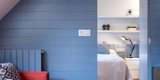 URBANA 15: modern tarz Yatak Odası