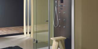 Dream Shower Enclosure: modern Bathroom by Aegean Spas