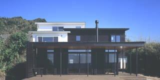 FAGK 東市来の海へ向かう家: 太田則宏建築事務所が手掛けた家です。