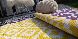 Outdoor-Teppiche - Die Alleskönner unter den Teppichen:   von RUGit Store